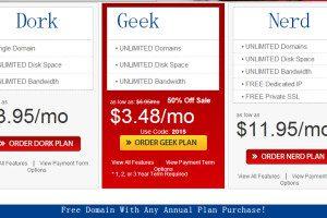 CertifiedHosting-国外老牌无限主机年付仅$7,免费送域名(返佣$45)